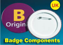 Badge components