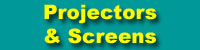 Projectors and Screen