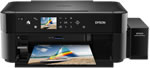 Epson L850  ink tank system printer (all in one photo Printer)